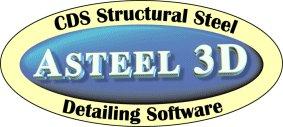 Asteel 3d logo